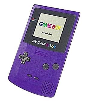 Game Boy Color - Grape  Renewed