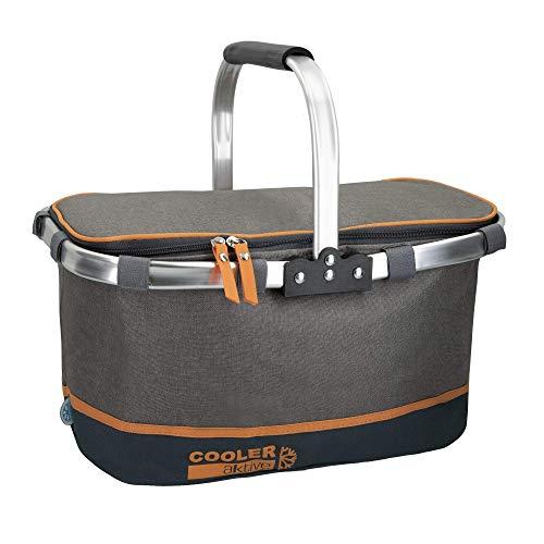 Aktive 80788 Cesta térmica picnic plegable 30 litros Cooler