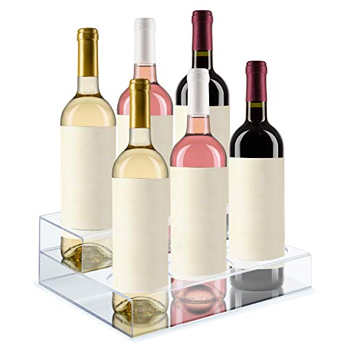 Nevera Vinos 6 Botellas  marca Srenta