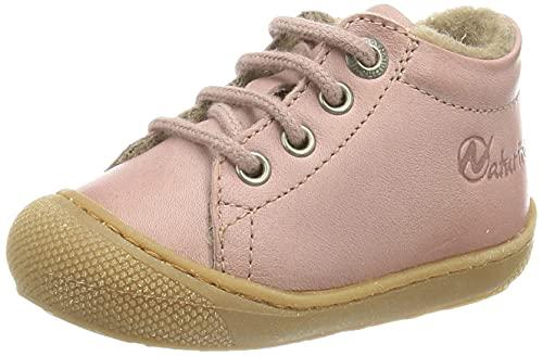Naturino Dziewczęce buty sportowe Cocoon, Rosa, 21 EU