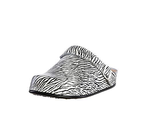 AWC Damen Berufsschuhe Tiefbett Zebra   Gr. 39