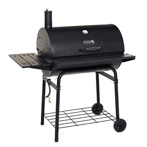 sochef Barbecue Pablo 75, Nero