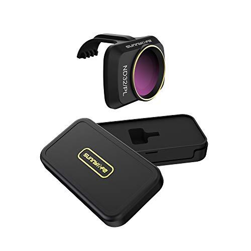 Linghaung - Filtro obiettivo professionale per DJI Mavic Mini/Mini SE/Mini 2 CPL MCUV ND ND/PL, filtro per Drone (ND 32/PL)