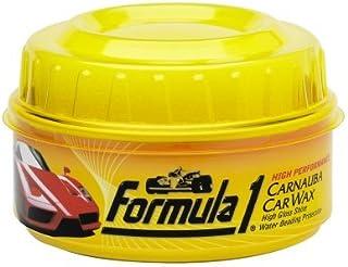Formula 1 Carnauba CAR Wax for Cars & Bikes (230 g)