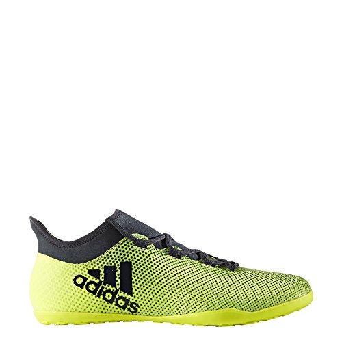 adidas Herren X Tango 17.3 IN CG3717 Futsalschuhe, Mehrfarbig (Solar Yellow/Legend Ink F17/Solar Yellow), 39 1/3 EU