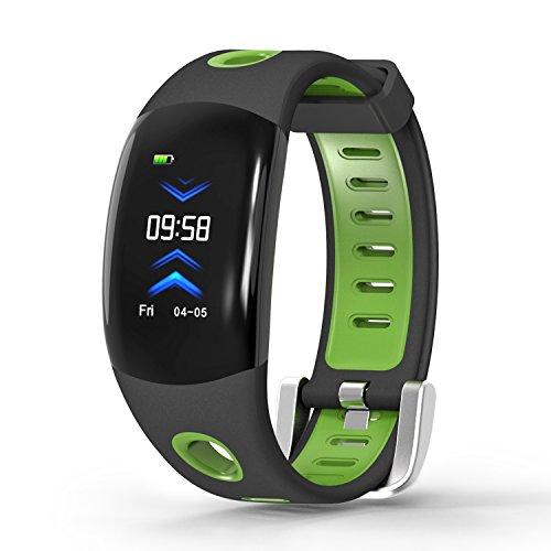 LENCISE Smart Band 3D Dynamic UI Fitness Tracker Hart Rate Monitor IP68 Waterproof Wristband Bluetooth Bracelet