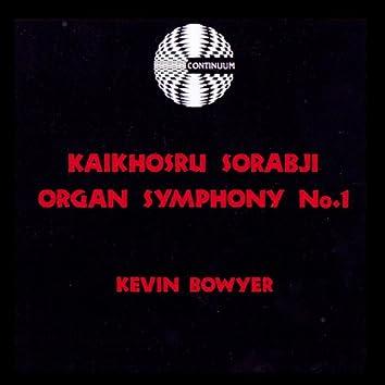Sorabji Organ Symphony No.1