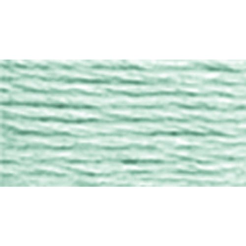 DMC 6-Strand Embroidery Cotton 8.7yd-Light Blue Green