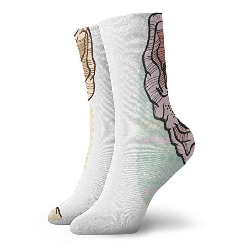 Sphynx - Calcetines deportivos para senderismo al aire libre, 30 cm, para todas las estaciones, para hombres y mujeres