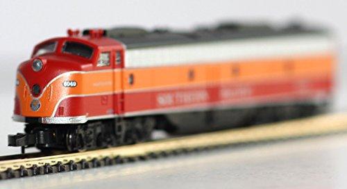Märklin 88628 - US-Dieselelektrische Lokomotive E9A, Spur Z