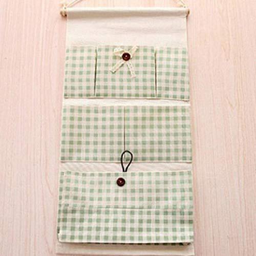 6 transparante tassen aan de deur hangende tas, schoenenrek, hangende rek, opberg- en afwerkingszak, huishoudelijke hangende opbergtas, 4 kleuren-1