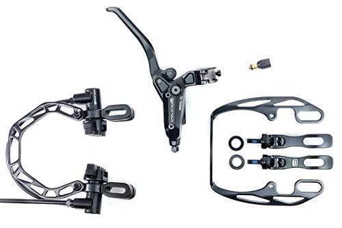 Fahrrad Bremsen PROMAX RC-901 hydraulische Felgenbremsen schwarz HR 1900mm lang