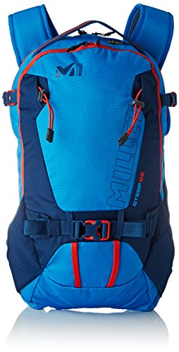 MILLET Steep 22 Rucksack, 45 cm, liters, Blau (Electric Blue)