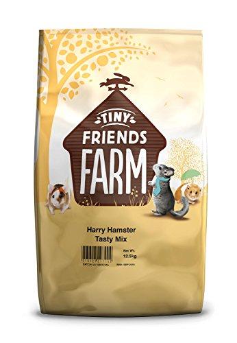 Supreme Petfoods Mélange Harry Hamster Tasty Mix Nourriture pour Petit Animal