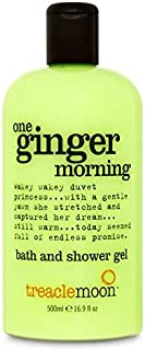Treacle Moon Ginger Bath & Shower Gel 500ml (PACK OF 4)