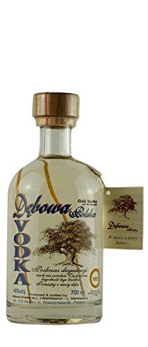 Debowa De Chene Wodka   Polnischer Wodka   40%, 0,7 Liter