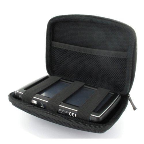 Navi Hardcase funda para TomTom Rider 400 12,7 cm (5 pulgadas) hasta 13,2 cm (5,2 pulgadas) GPS Carcasa Funda Case Hard Cover Negro: Amazon.es: Informática