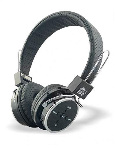 Fone de Ouvido Favix b05 Bluetooth Sem fio Fx b05 Fm Radio Varias Cores Entrada Sd cartão