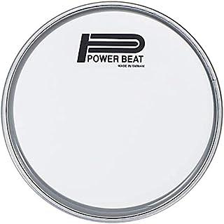 "Power Beat Drum Head for Arab Musical Instrument 8.75 ""Darbuka / Doumbek /0.5"" یقه (سفید)"