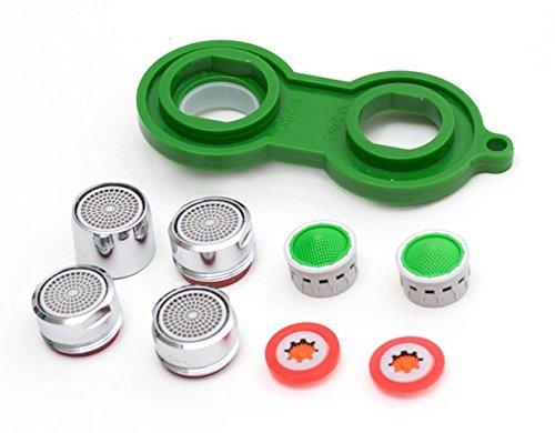 Wasserspar-Set Strahlregler von Grünspar