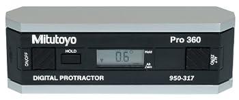 Mitutoyo 950-315 Digital Protractor / Digital Level Pro360 6