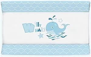 Plastimyr Willy Whale Flexible Dresser Blue
