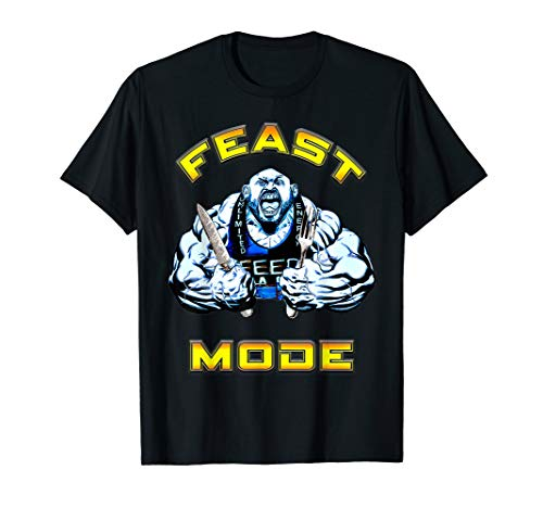Ryback Feast Mode Feed Me More T-Shirt