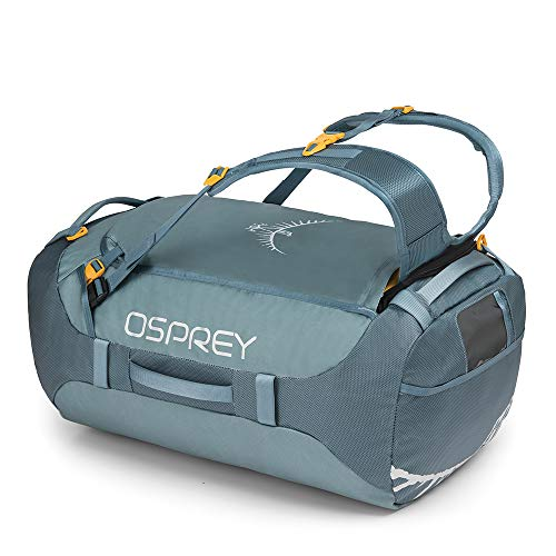 Osprey Packs Transporter 65 Expedition Duffel, Keystone Grey, One Size