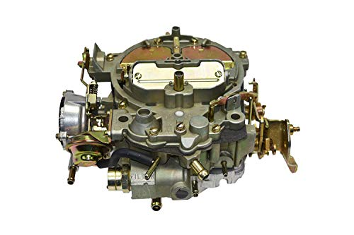A-Team Performance 1903GG OEM GREEN Remanufactured Carburetor Rochester Quadrajet Compatible with 75-85 Hot Air