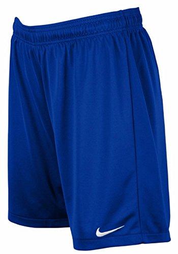 Nike Youth Team Equalizer Knit Royal Shorts Youth XL