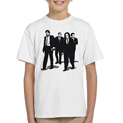 Cloud City 7 Reservior Groomsmen The Room Reservoir Dogs Mashup - Camiseta infantil