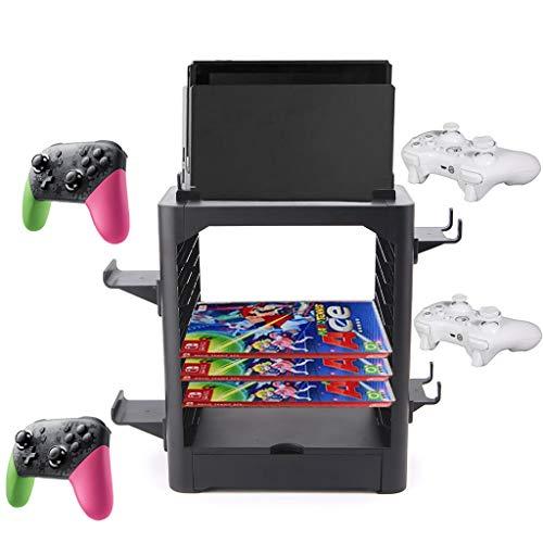 Aawsome Support de rangement avec tour de transport pour console de jeu NintendSwitch NS Joystick