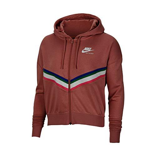Nike W NSW HRTG FZ FLC - M