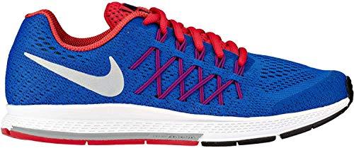 Nike Air Zoom Pegasus 32Print, Herren Laufschuhe, Mehrfarbig - blau - rot - Größe: 38 EU
