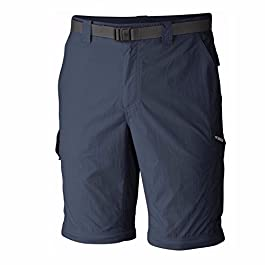Columbia Mens Kestrel Trail Omni-Wick UPF 50 Shorts