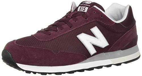 New Balance ML515 - Zapatillas de Running para Hombre, Color Morado, Talla 45 EU Weit