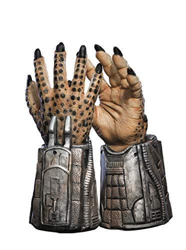 Rubie's Alien Vs. Predator Child Deluxe Latex Hands