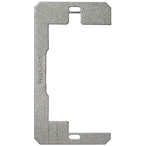 TayMac RACO 999X 3PK Device Level Plate, Steel