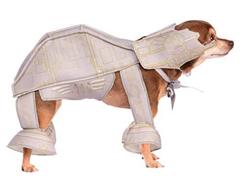 Rubie 's Offizielles Pet Dog Star Wars Kostüm at-at