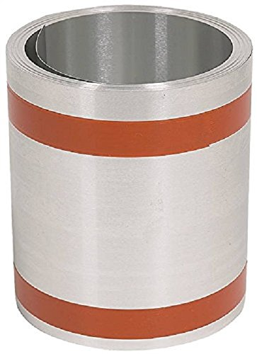 AMERIMAX HOME PRODUCTS 70006 6-Inch x 50-Feet Galvanized Flashing
