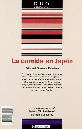 El hinduismo y La comida en Japón: 13 (DUO)