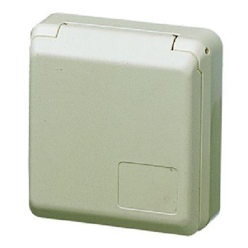 Preisvergleich Produktbild Mennekes (Unternehmen) 101100352 Basen in System cepex-th,  Steckdosen CEE,  400 V,  5060 Hz,  16 A,  5-polig,  IP 44,  5 Paket