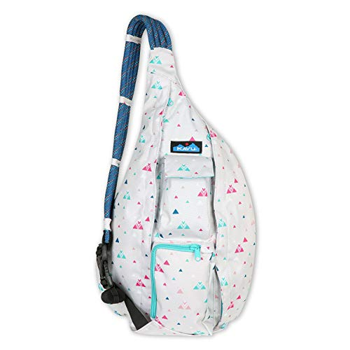 KAVU Original Rope Sling Bag Polyester Crossbody Backpack-ICY Terrain
