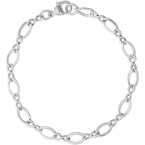 "Rembrandt Charms 8"" Charm Bracelet, Sterling Silver"