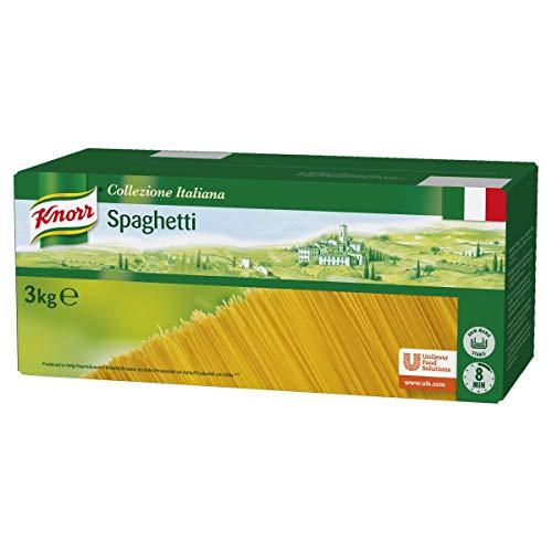 Knorr Spaghetti Pasta - Pack Size = 1x3kg