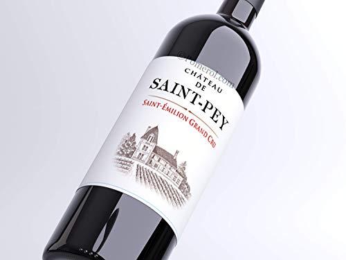 X12 Château de Saint-Pey 2016 75 cl AOC Saint-Emilion Grand Cru Vino Tinto