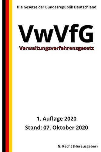 Verwaltungsverfahrensgesetz - VwVfG, 1. Auflage 2020