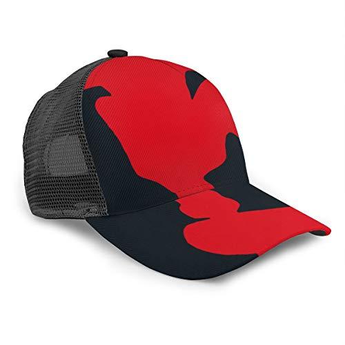 girl skateboards camper hat - 1