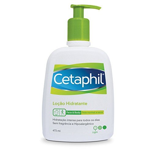 Loção Hidratante, Cetaphil