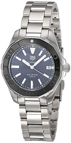TAG Heuer Aquaracer Reloj de mujer cuarzo suizo 35mm WAY131K.BA0748